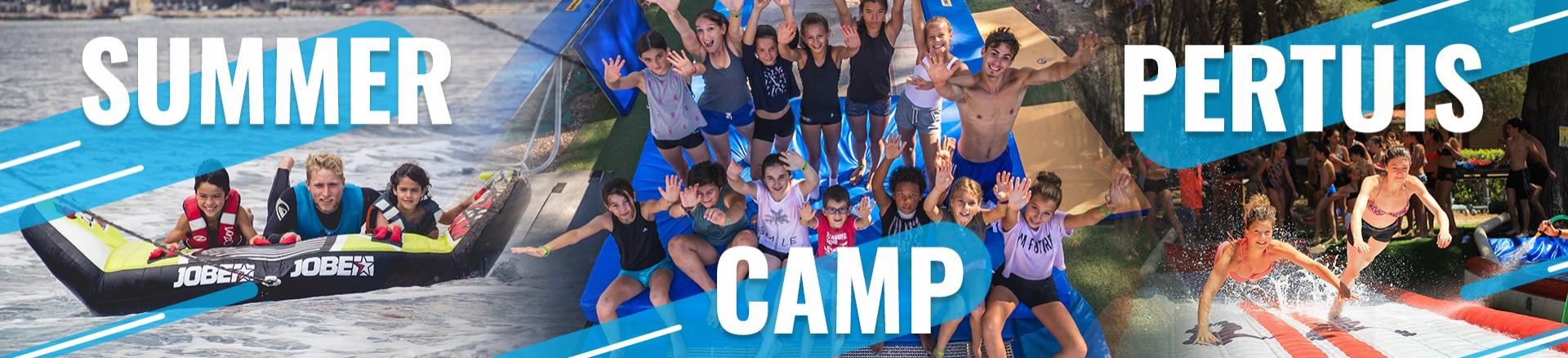 nos activités au Summer Camp Pertuis