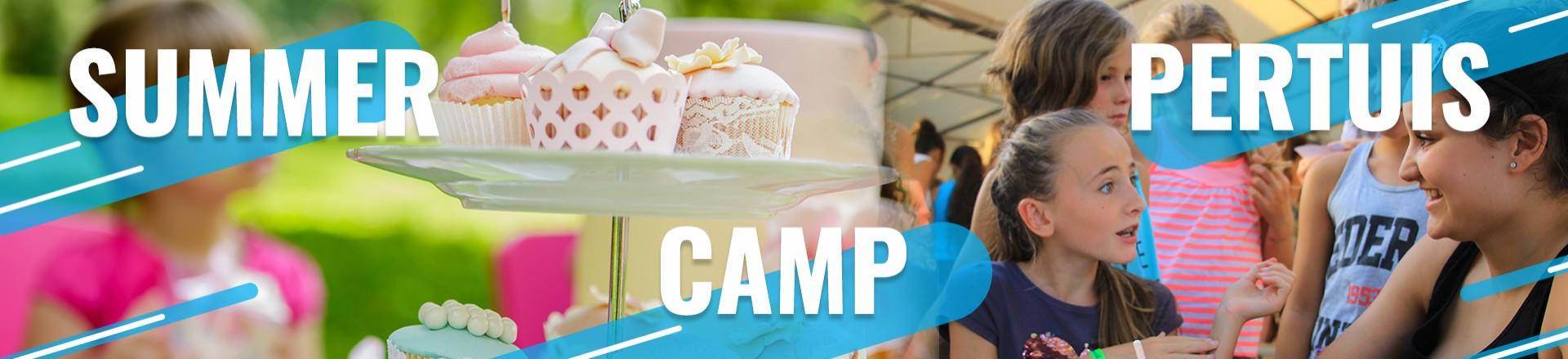 anniversaires au summer Camp Pertuis