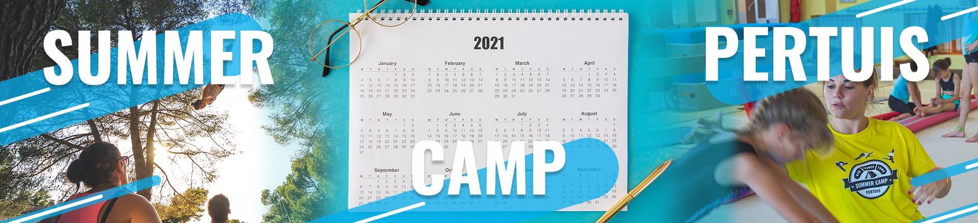 Disponibilité des entraîneurs au Summer Camp Pertuis