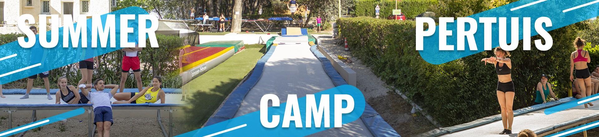 la fast Track du Summer Camp Pertuis