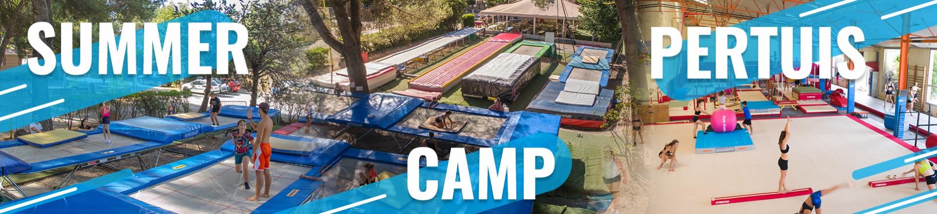 Parc Matériel du Summer Camp Pertuis