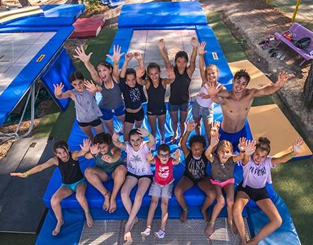 photo club au Summer Camp Pertuis