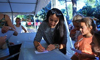 Autographes Manon C