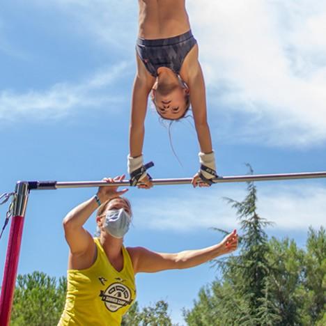 Entraîneurs au Summer Camp Pertuis